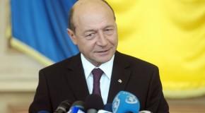El presidente rumano Traian Băsescu suspendido del cargo