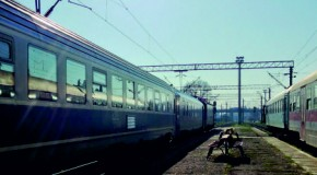 Viajar en tren por Rumania