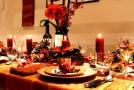 Preparados navideños típicos rumanos